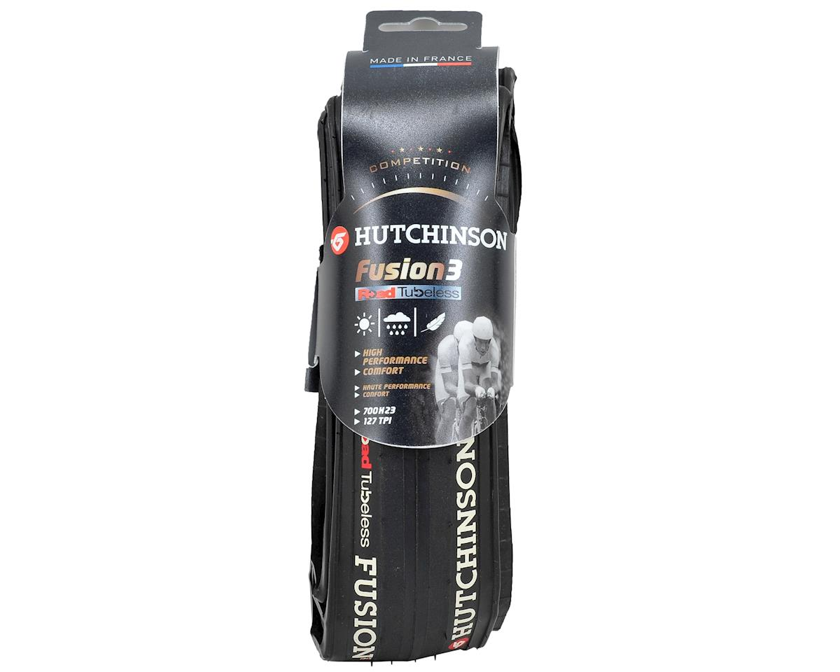 Hutchinson Fusion 3 Tubeless Tire (700 x 23)