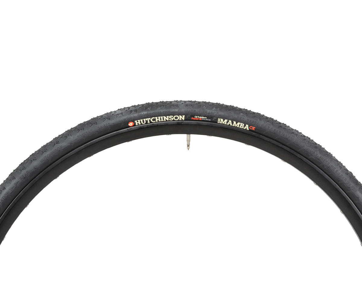 Hutchinson Black Mamba Tubeless CX Tire (700 x 34)