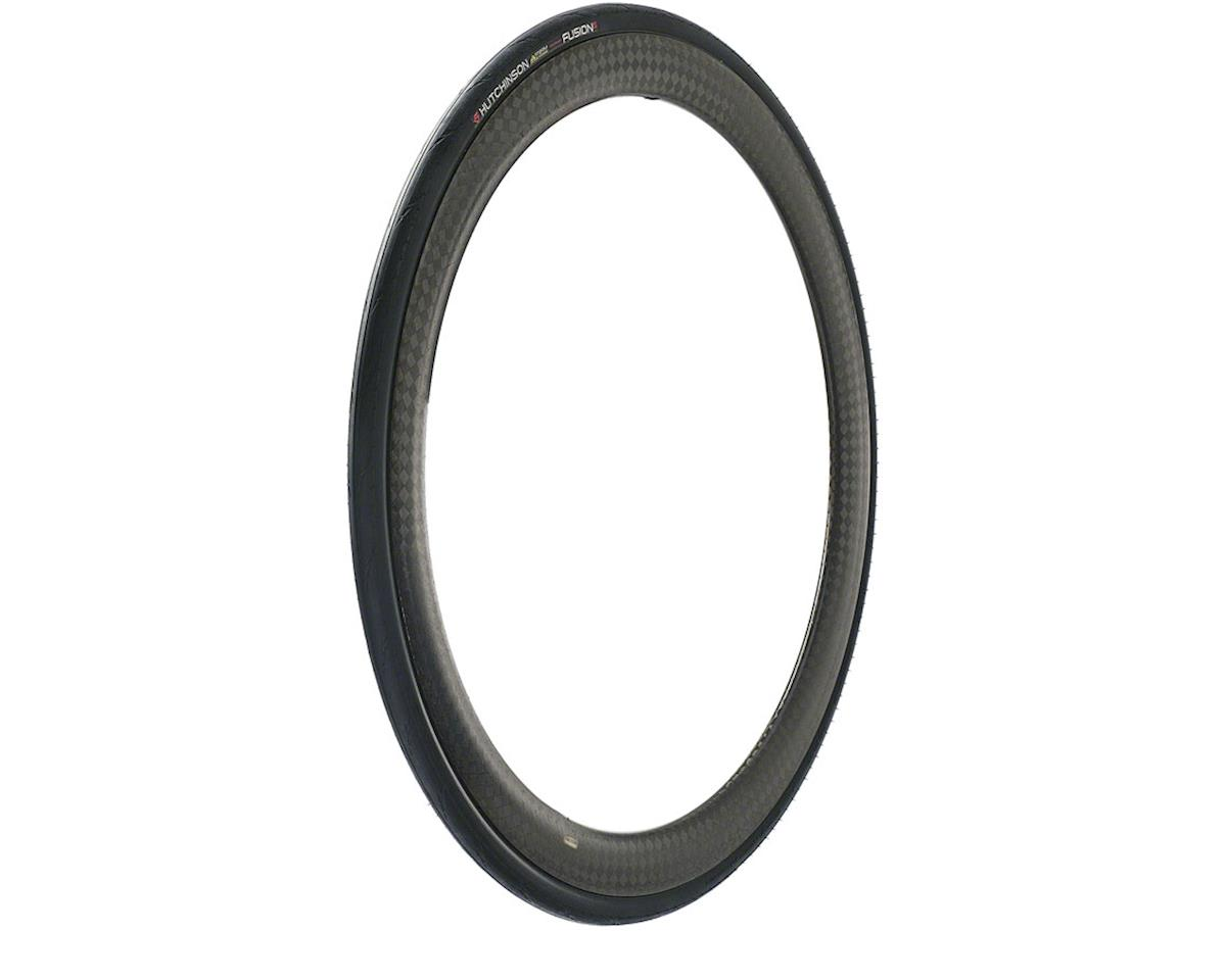 Hutchinson Fusion 5 Performance ElevenSTORM 700 x 23mm Road Tubeless Tire Black