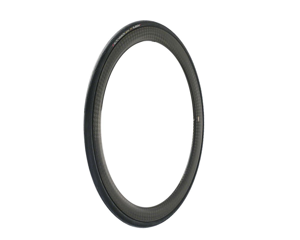 Hutchinson Fusion 5 Galactik ElevenSTORM 700 x 25mm Road Tubeless Tire Black