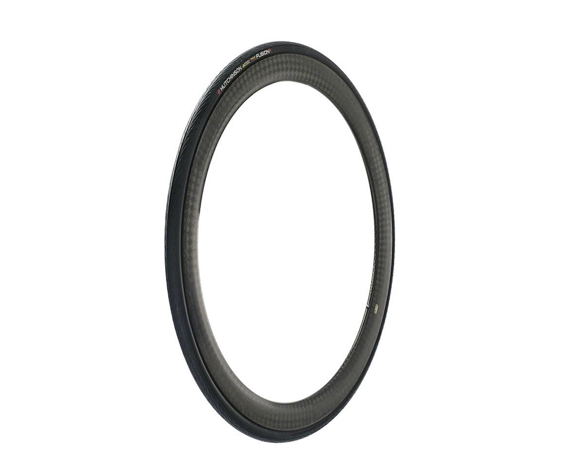 Hutchinson Fusion 5 All Season ElevenSTORM 700 x 25mm Road Tubeless Tire Black