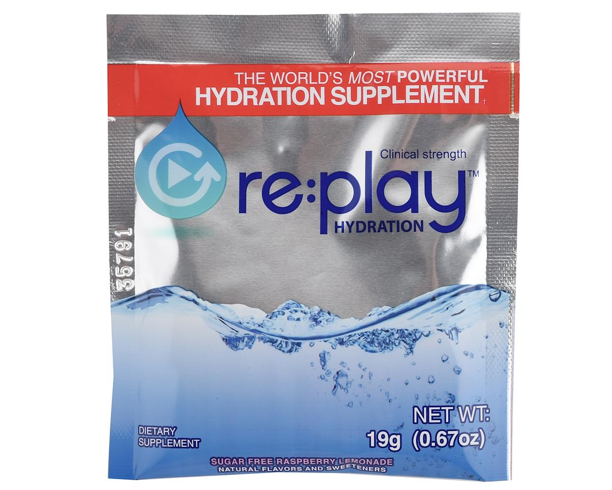 Hydration Health Re:play Hydration Mix Packets (25) (Raspberry Lemonade)