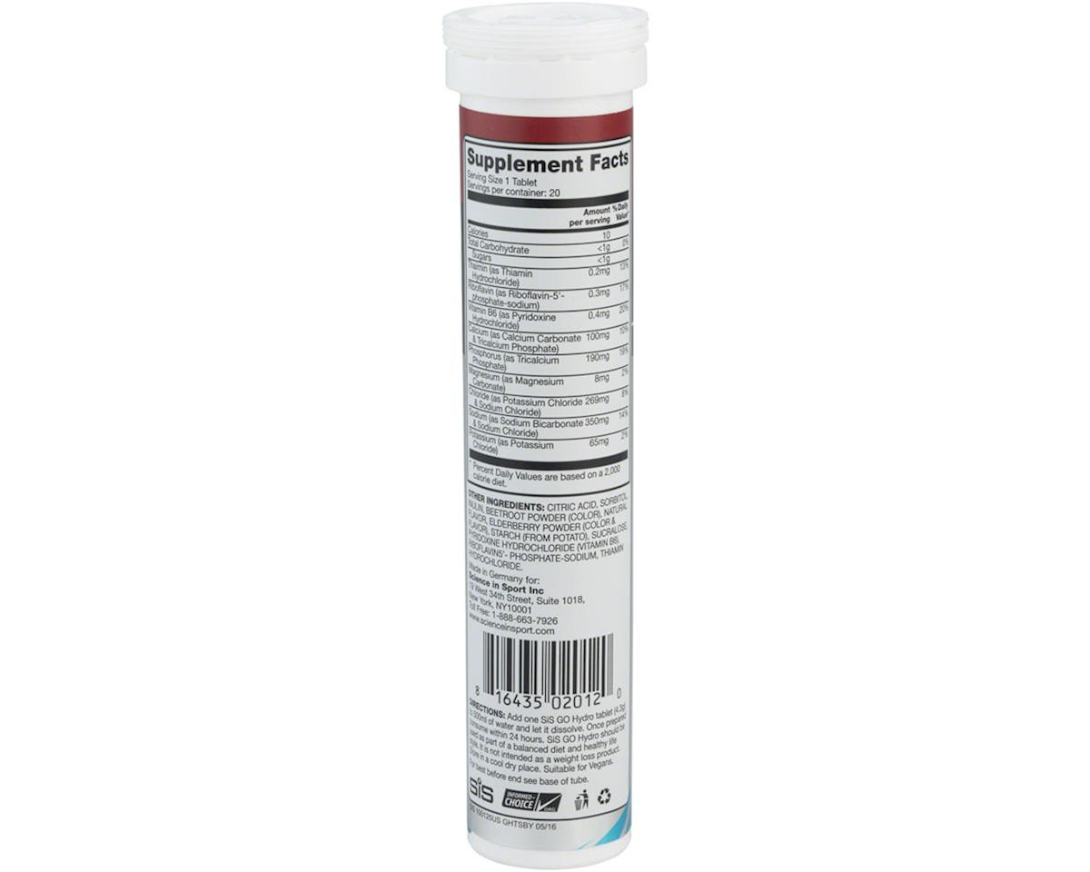 Image 3 for Hydration Health Hydration Drink Mix Packets (Raspberry Lemonade) (8 Tubes)
