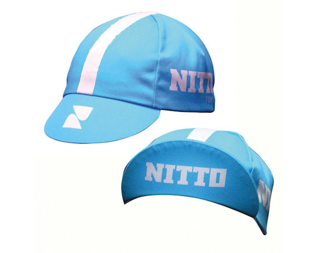 IDG Nitto Cycling Cap (Blue/White)