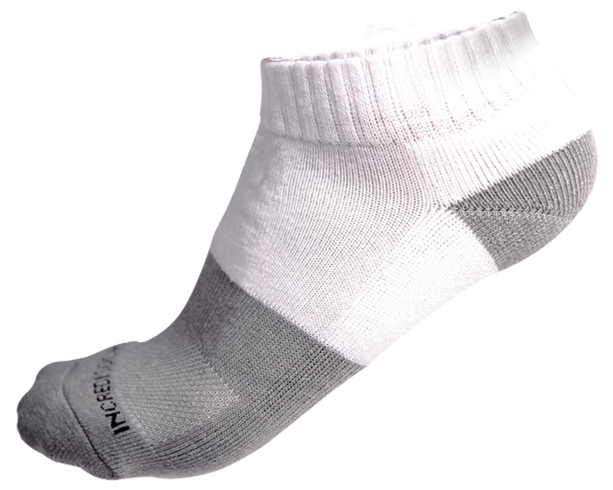 Below Ankle Sports Socks (White)