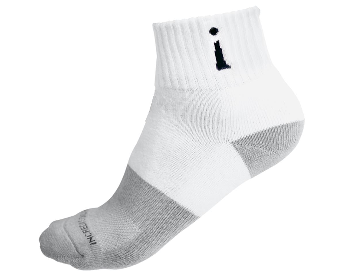Above Ankle Sports Socks (White)