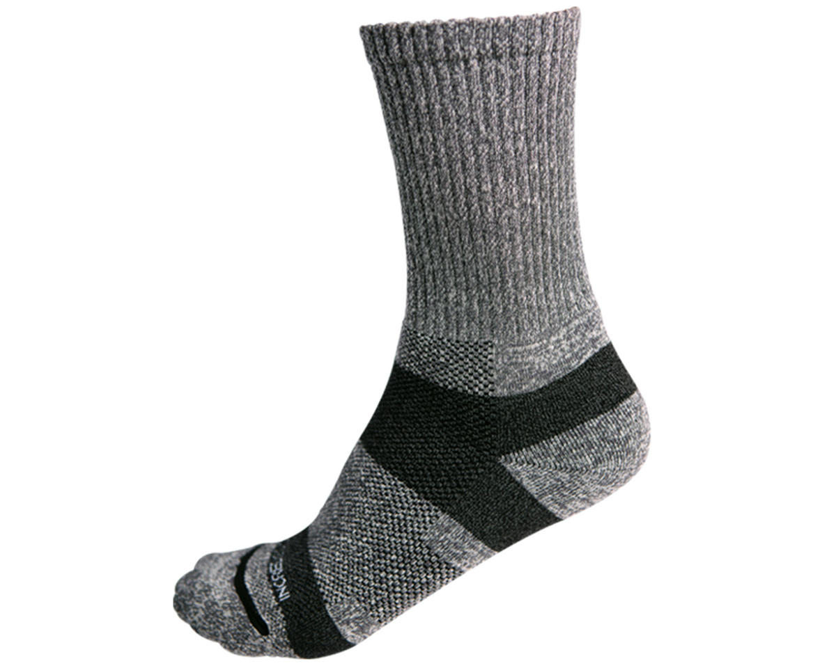 Incrediwear Trek Hiking Socks (Grey) (S)