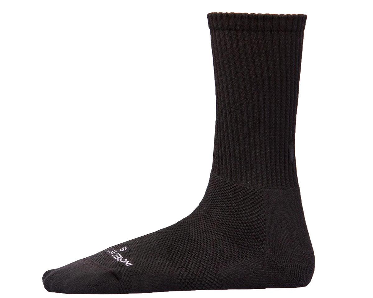 Incrediwear Trek Hiking Socks (Black) (L)