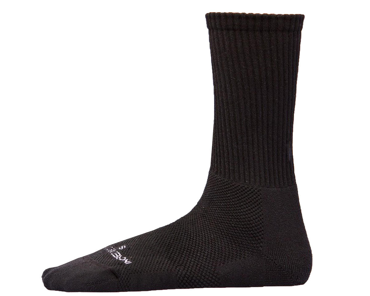 Incrediwear Trek Hiking Socks (Black) (XL)