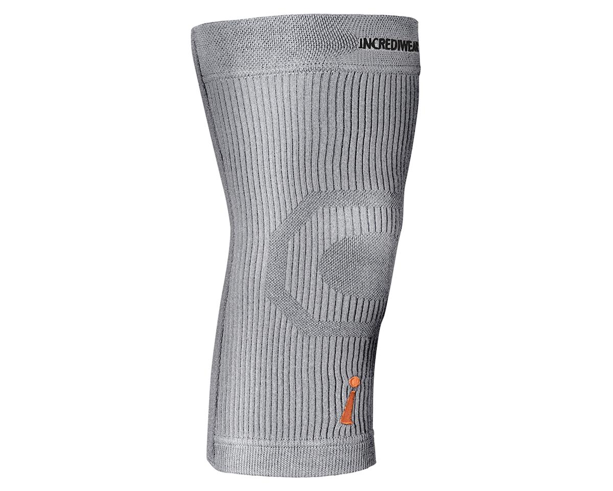 Incrediwear Knee Brace w/Germanium (Gray) (M)
