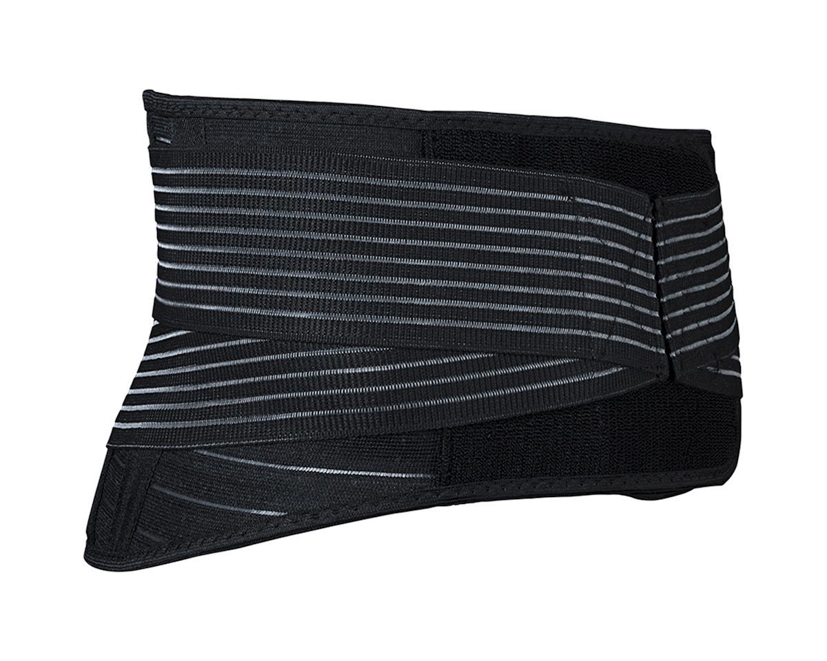 Incrediwear Low Back Brace w/Germanium (Black) (L)