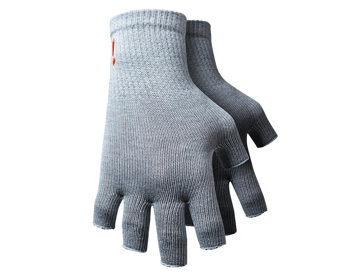 Incrediwear Fingerless Circulation Gloves (Grey) (S/M)