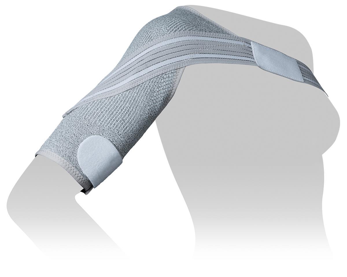 Incrediwear Shoulder Brace (Updated 2017) (Gray) (M)