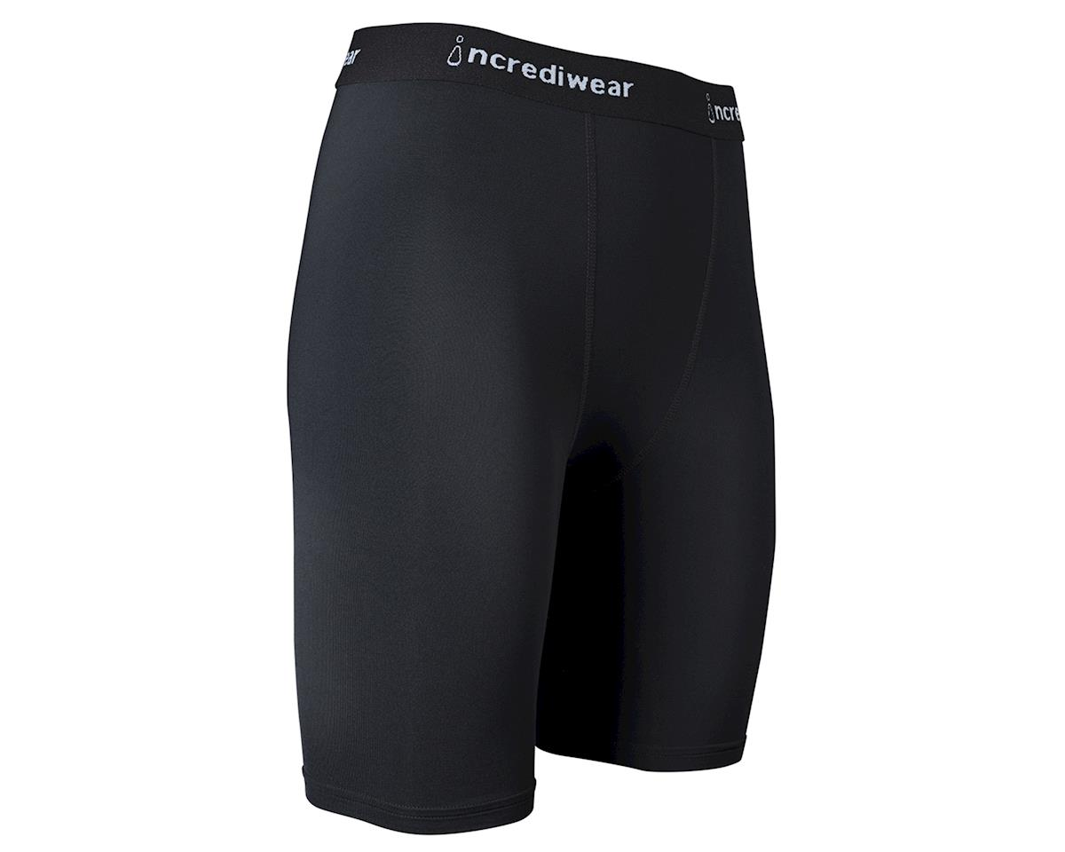 SCRATCH & DENT: Incrediwear Circulation Shorts (Black) (M)