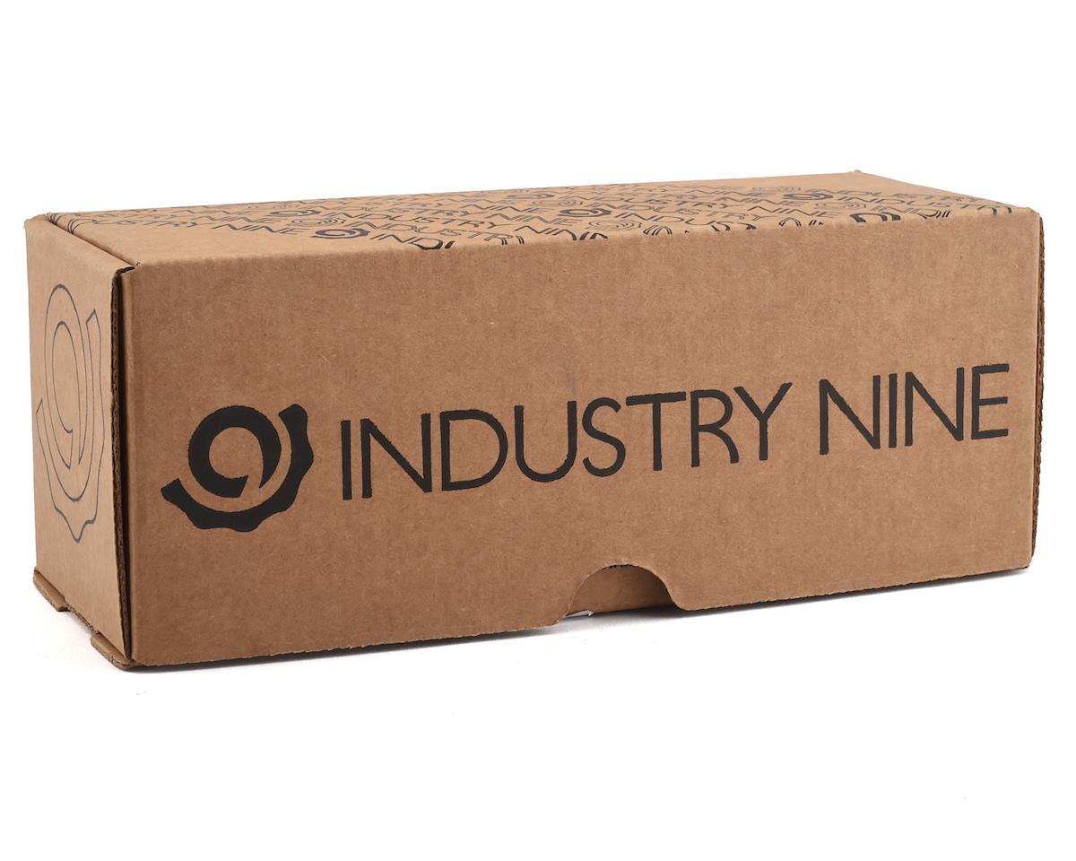 Industry Nine 101 Classic Boost Front Hub (Black) (15x110mm) (32H) (6-Bolt)
