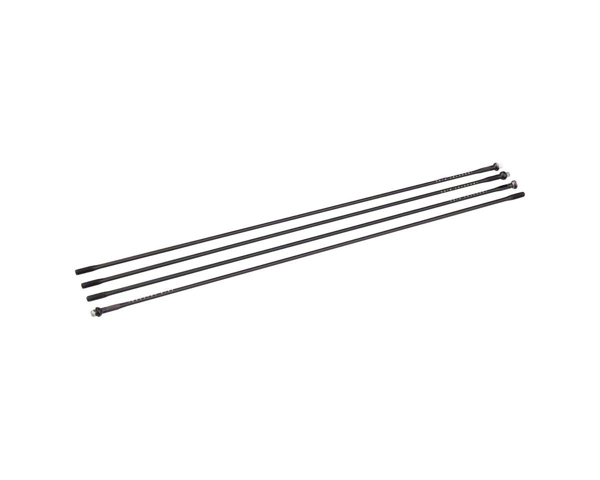 "Industry Nine EN305/BC360/BC450 32 Hole Spoke Kit (Black) (29"")"