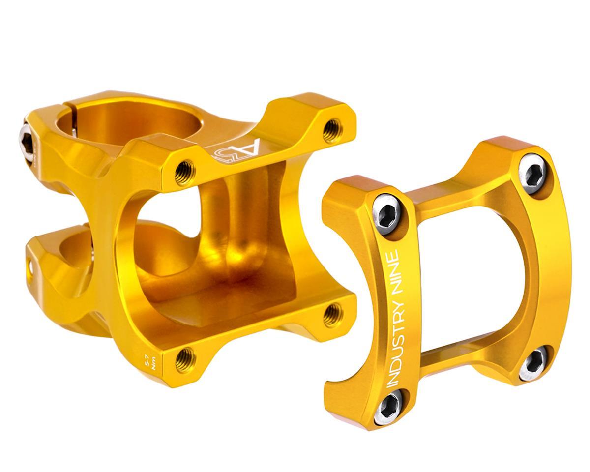 Industry Nine A318 stem (Gold) (40mm)