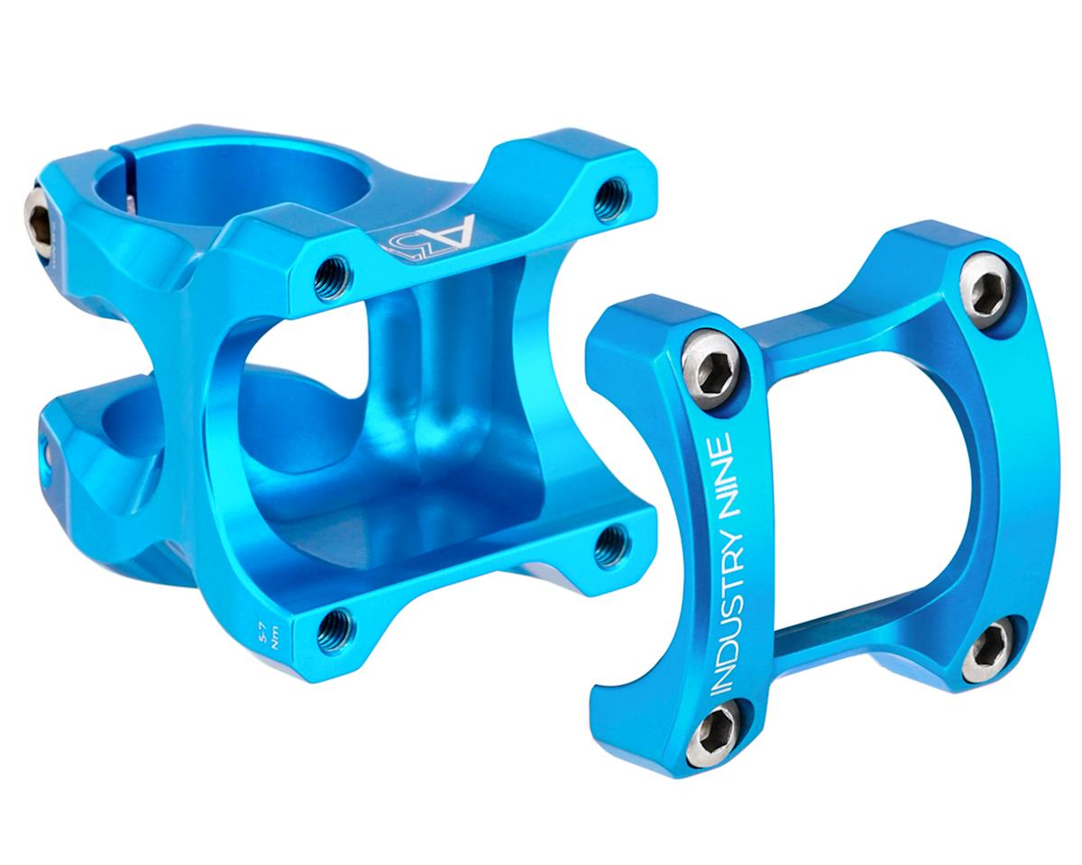 Industry Nine A318 stem (Turquoise) (30mm)