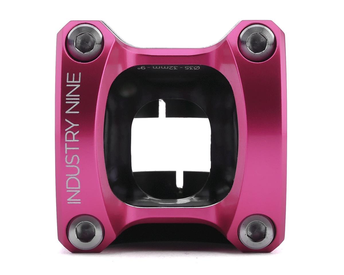 Image 3 for Industry Nine A35 Stem (Black/Pink) (32mm)