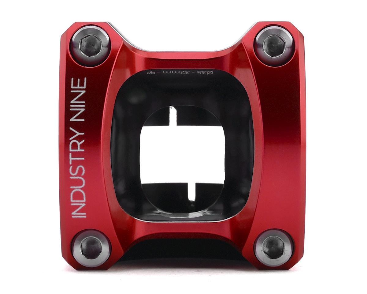 Industry Nine A35 Stem (Black/Red) (32mm)