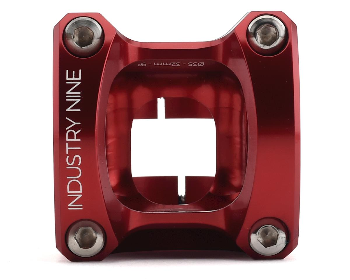 Industry Nine A35 stem (Red) (32mm)