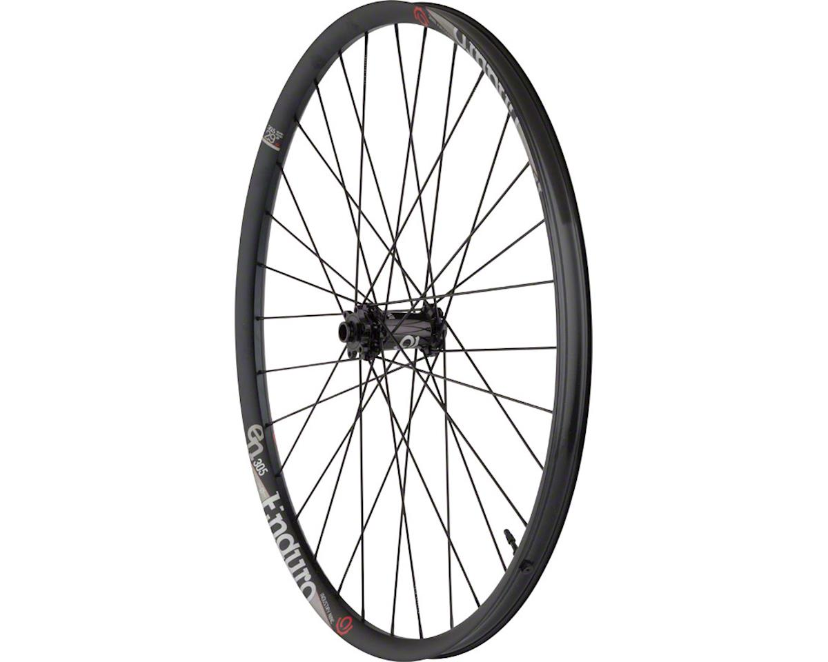 "Industry Nine  Enduro 305  Wheelset: 29"" 15 x 110mm Thru Axle Front, 12 x 148mm"