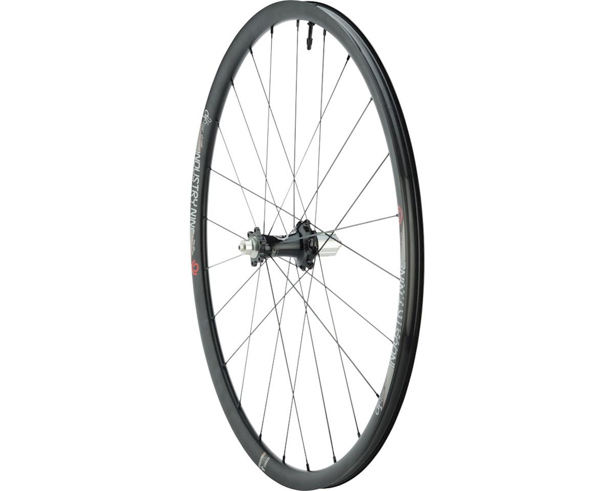 Industry Nine Ar25 All Road Tubeless Wheelset (Black) (6-Bolt) (QRx100/135)