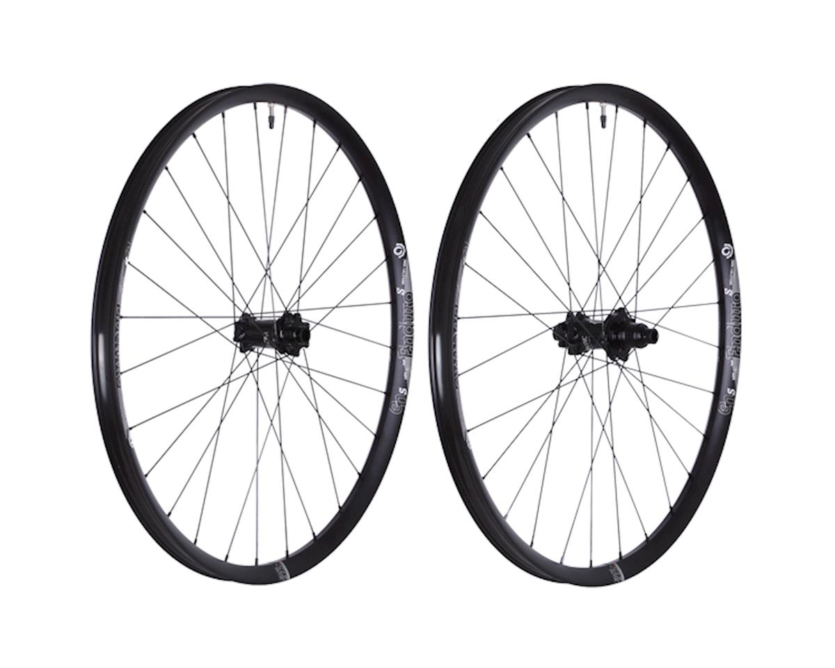"Industry Nine Enduro S 27.5"" 15mm T-A/12x142 (XD) wheelset - black"