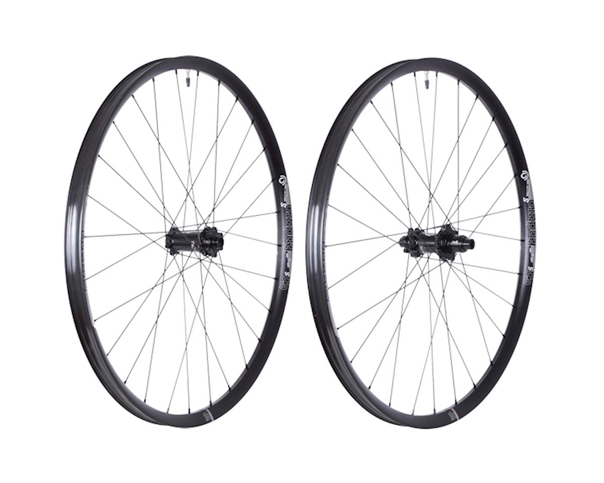 "Industry Nine Enduro S 29"" Wheelset (Black) (15x110/12x148mm Thru Axle) (XD)"