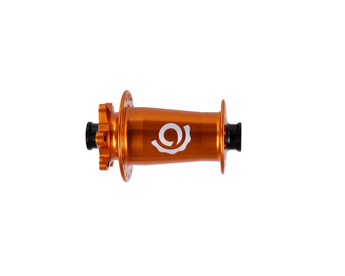 Industry Nine Torch Front Thru Axle Hub (Orange) (15 x 110mm) (Boost) (32H)