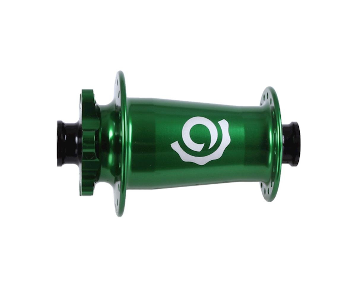 Industry Nine Torch Front Thru Axle Hub (Green) (15 x 110mm) (Boost) (32H)
