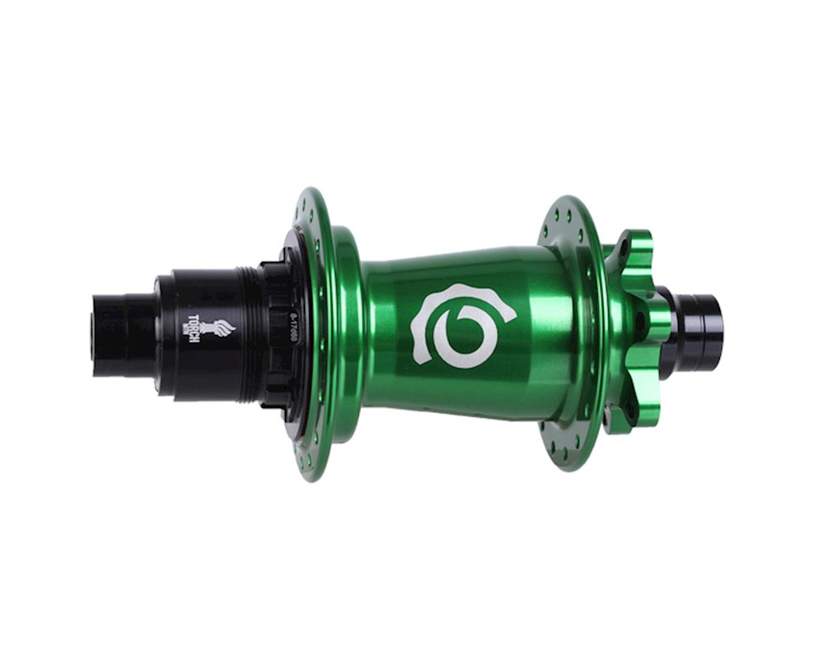 Industry Nine Torch Rear Thru Axle Hub (Green) (12 x 148mm) (Boost) (XD) (32H)