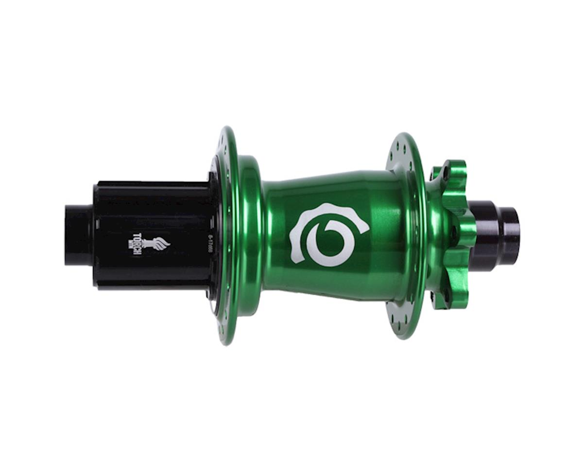 Industry Nine Torch Rear Thru Axle Hub (Green) (12 x 142mm) (32H)