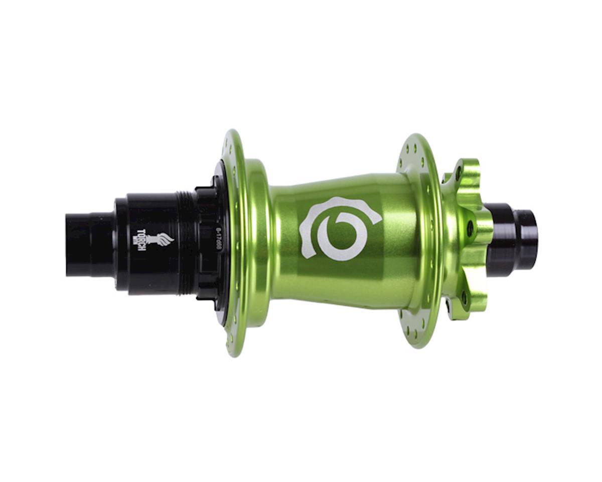 Industry Nine Torch Rear Thru Axle Hub (Lime) (12 x 142mm) (XD) (32H)