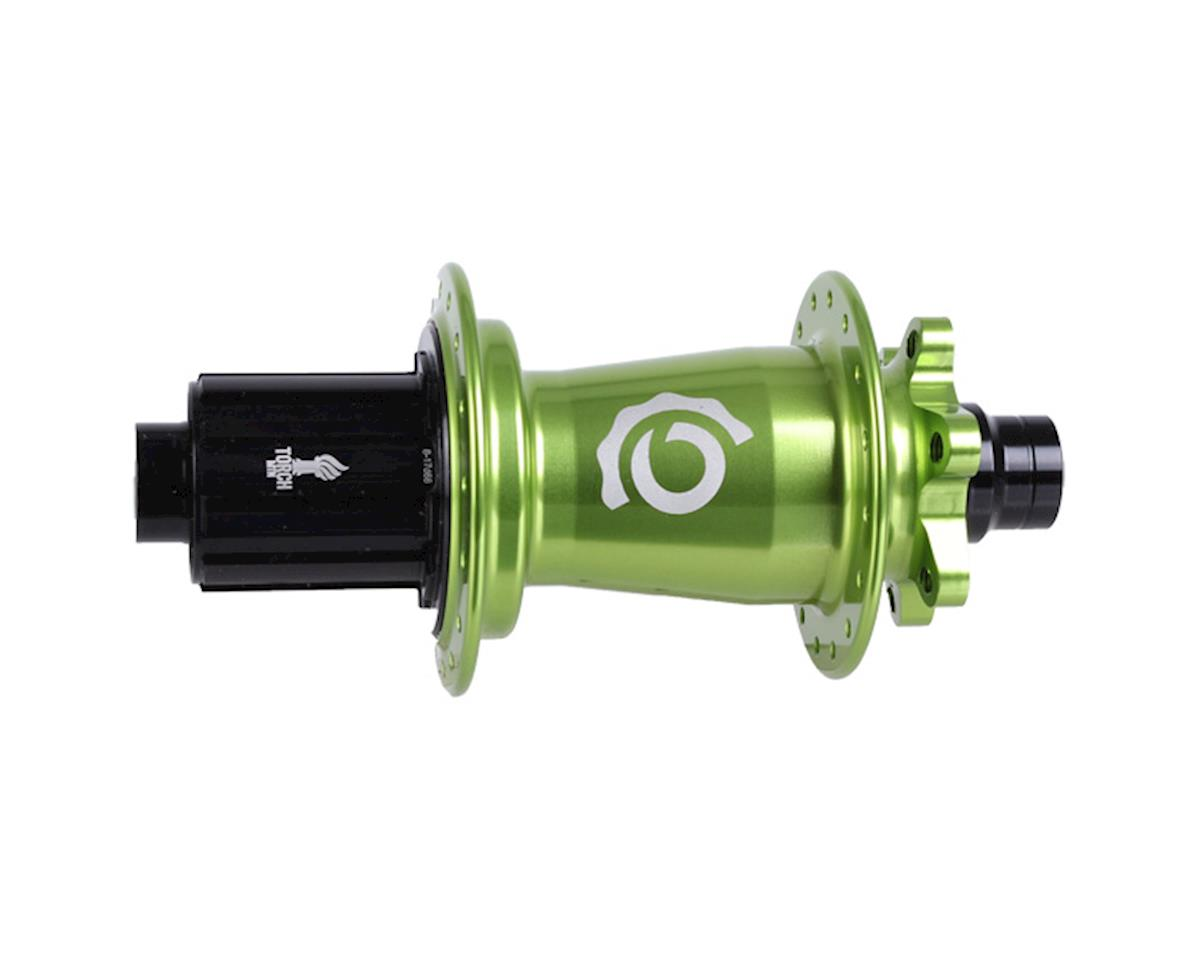 Industry Nine Torch Rear Thru Axle Hub (12 x 148mm) (Boost) (32H) (Lime)