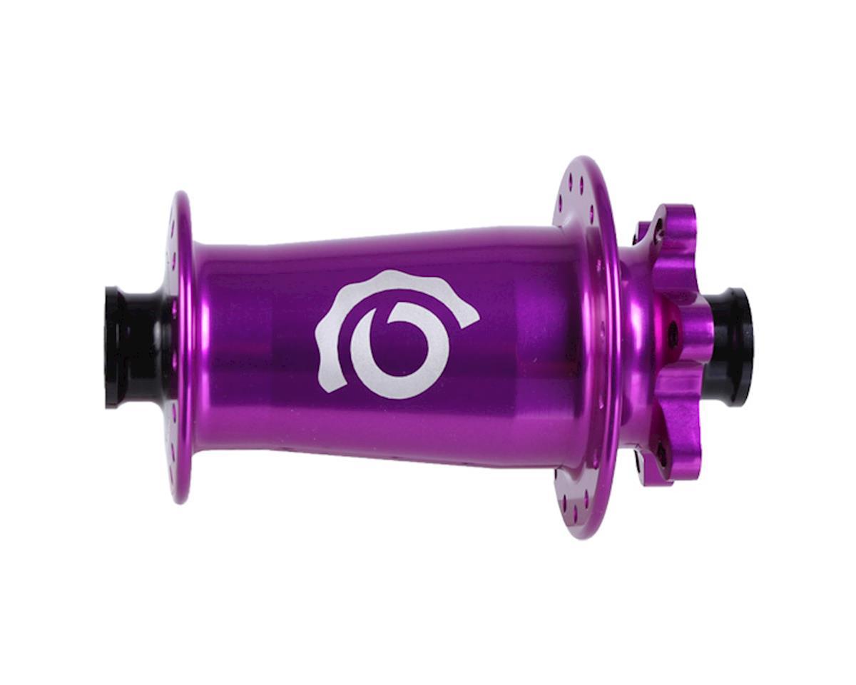 Industry Nine Torch Front Thru Axle Hub (Purple) (15 x 110mm) (Boost) (32H)