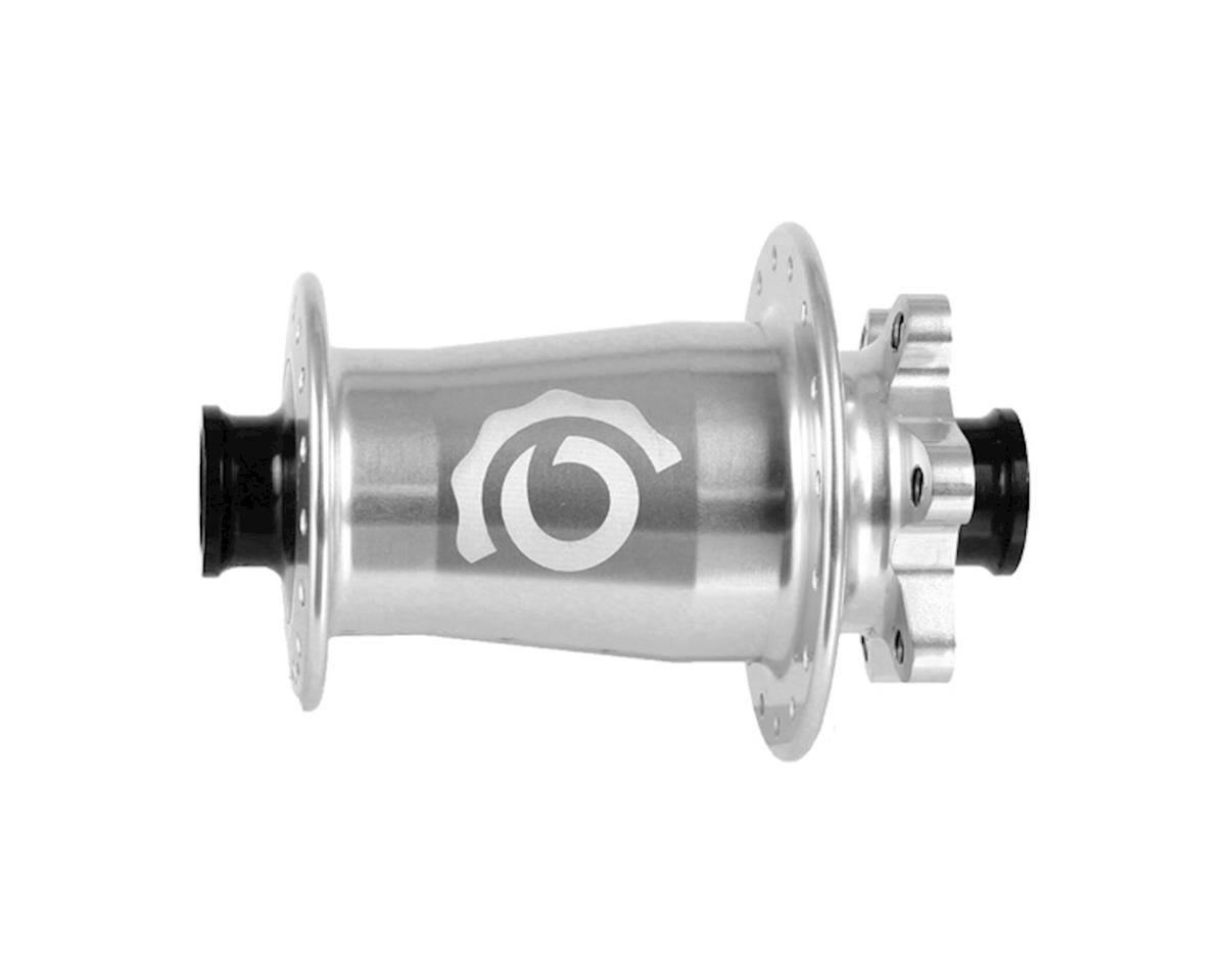 Industry Nine Torch Front Thru Axle Hub (Silver) (15 x 100mm) (32H)