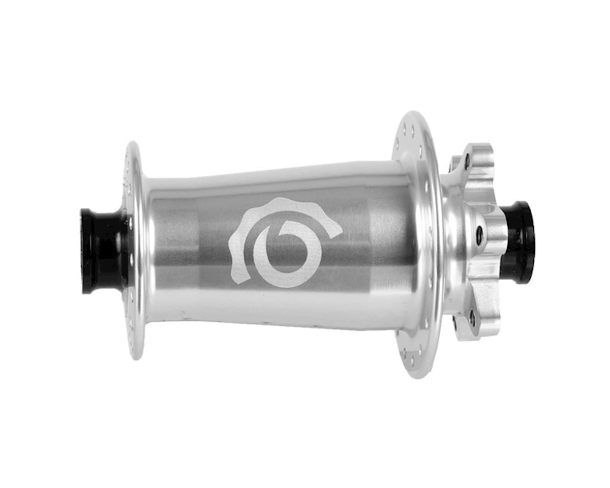 Industry Nine Torch Front Thru Axle Hub (Silver) (15 x 110mm) (Boost) (32H)
