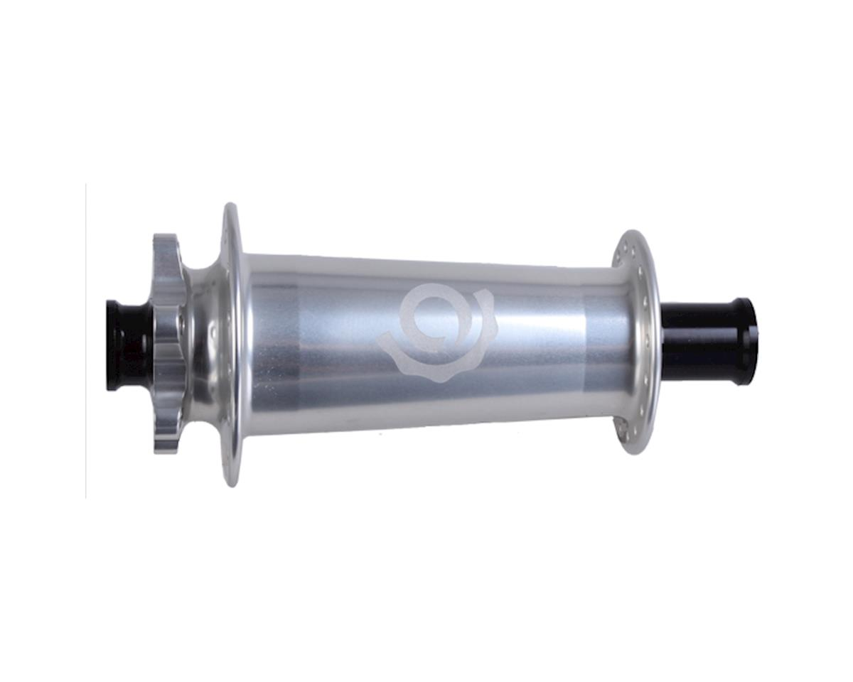 Industry Nine Torch Fatbike Disc Front Hub (Silver) (15x150mm Thru Axle) (32H)