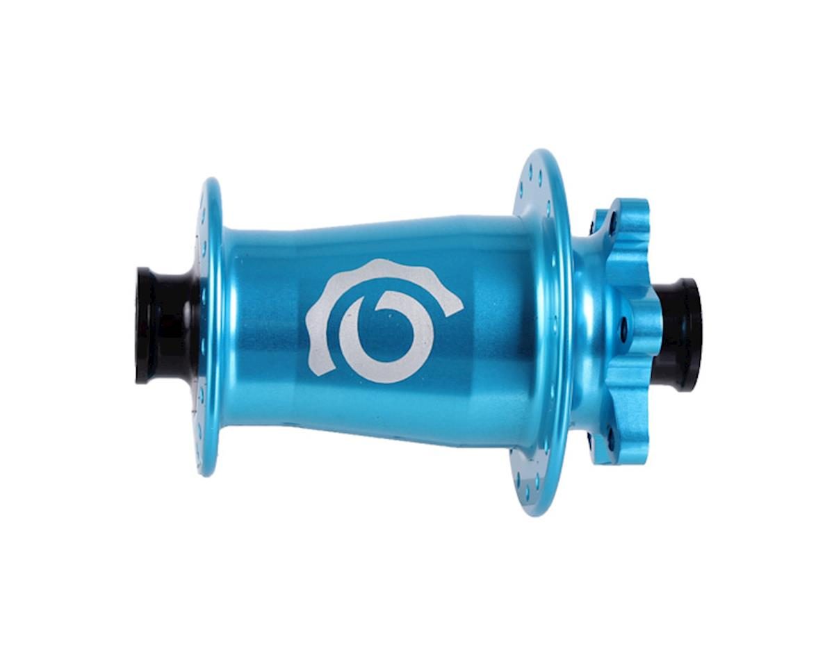 Industry Nine Torch Front Hub (Turquoise) (15 x 100mm) (Thru Axle) (32H)