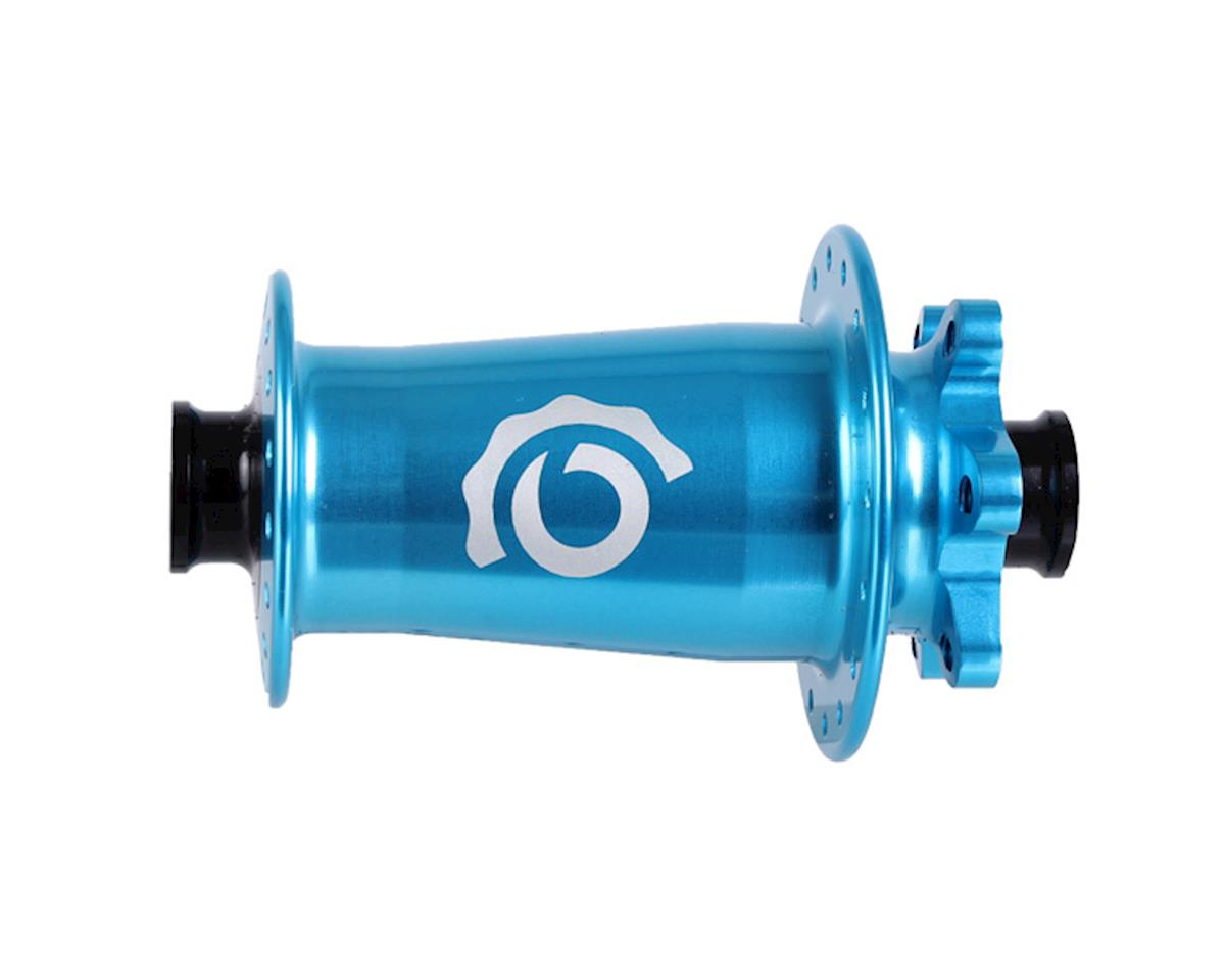 Industry Nine Torch Front Hub (Turquoise) (15 x 110mm) (Boost) (Thru Axle) (32H)