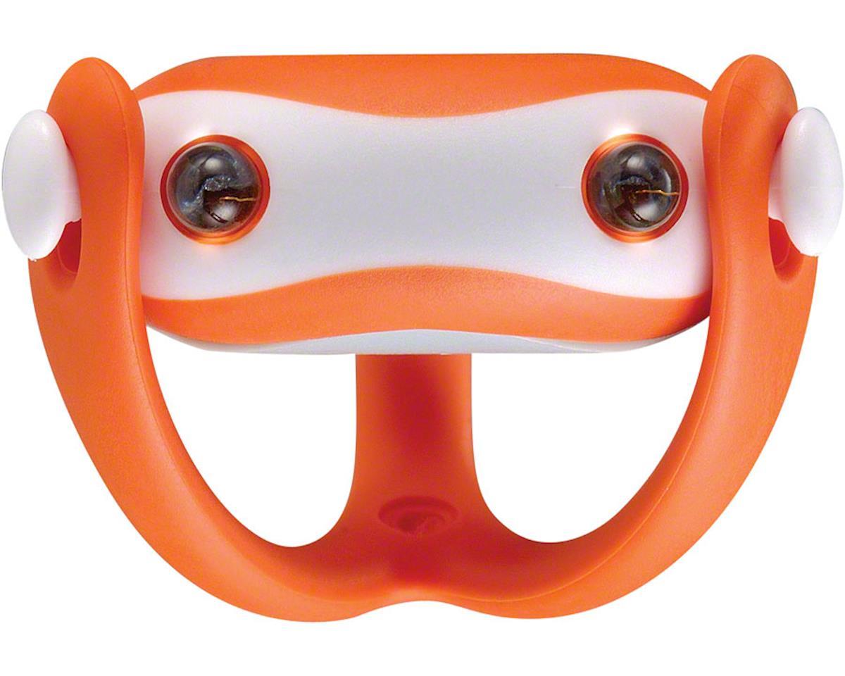 Infini Wukong Red LED Tailight: Orange