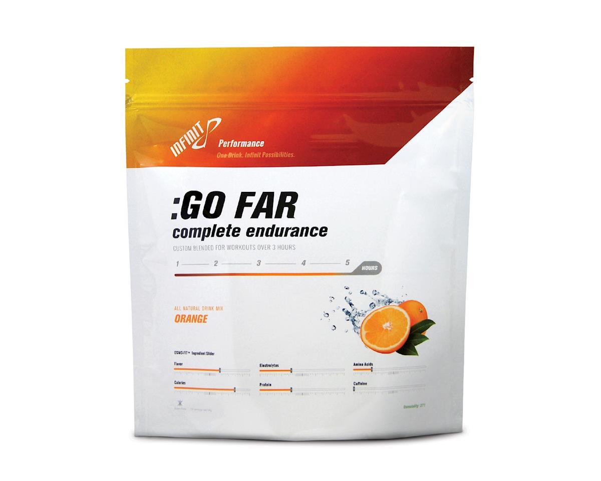 Infinit Nutrition :Go Far Drink Mix - Orange (Orange)