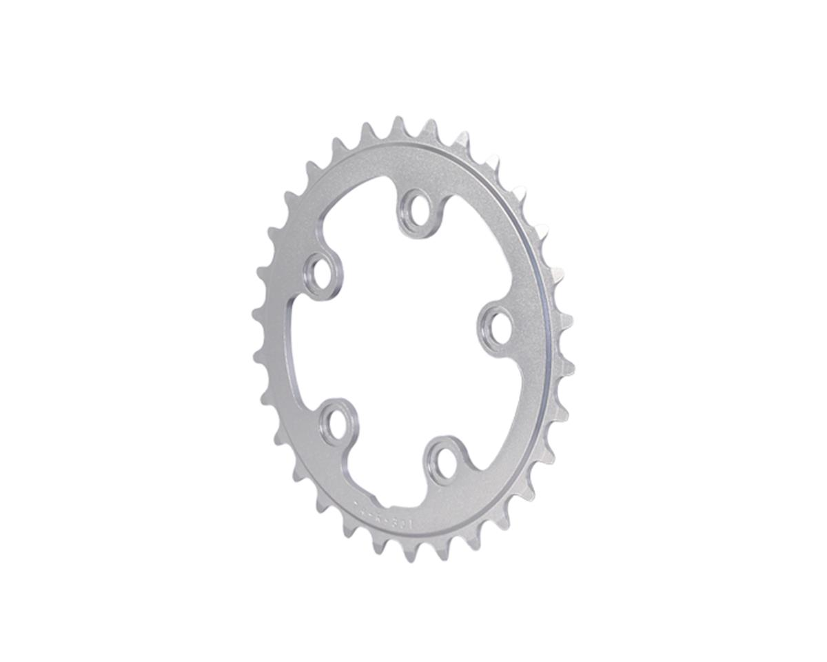 Interloc Racing Design Lobo Chainring (Silver) (74 BCD)