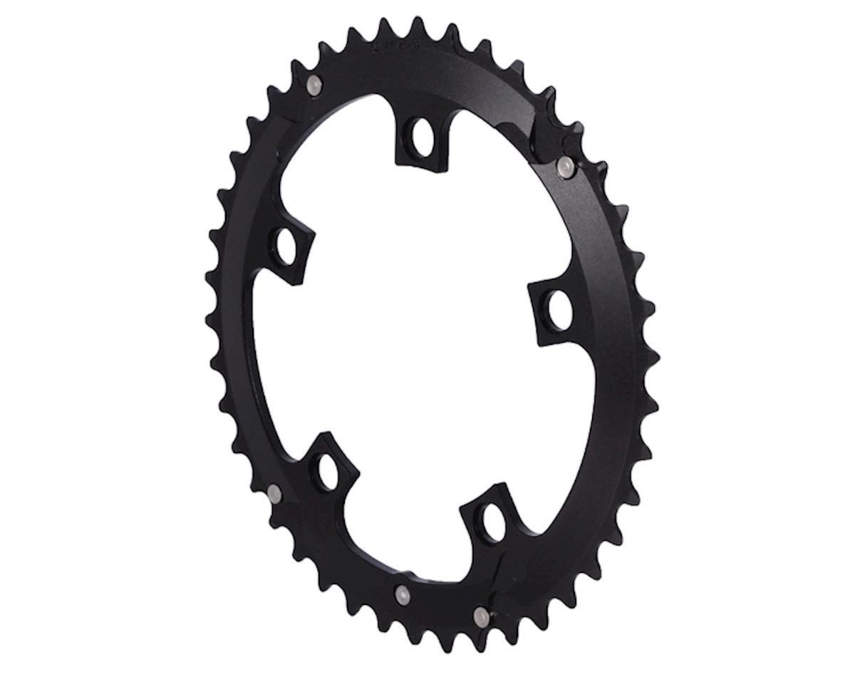 Interloc Racing Design Lobo Chainring (Black) (110 BCD) (44T)