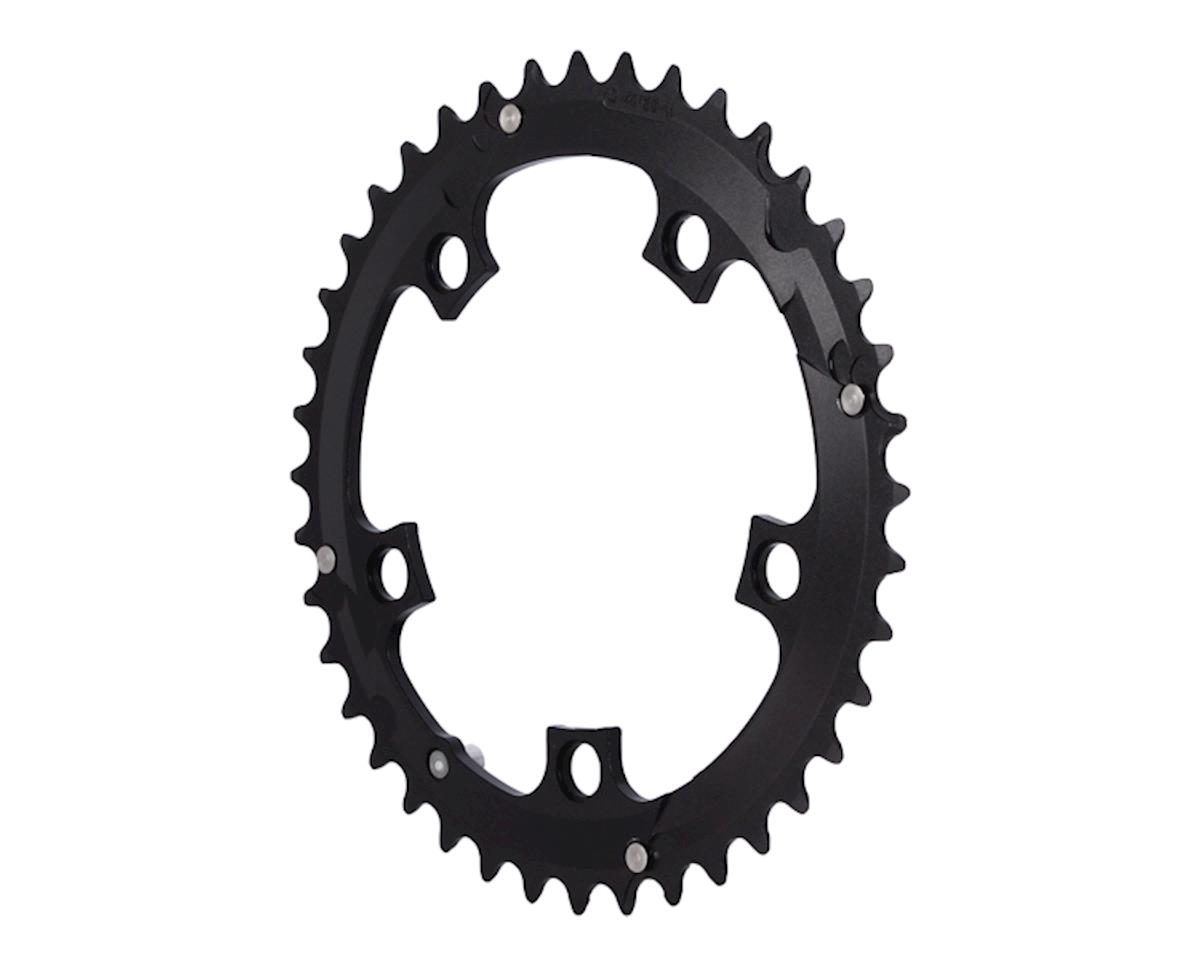 Interloc Racing Design Lobo Chainring (Black) (110 BCD) (40T)