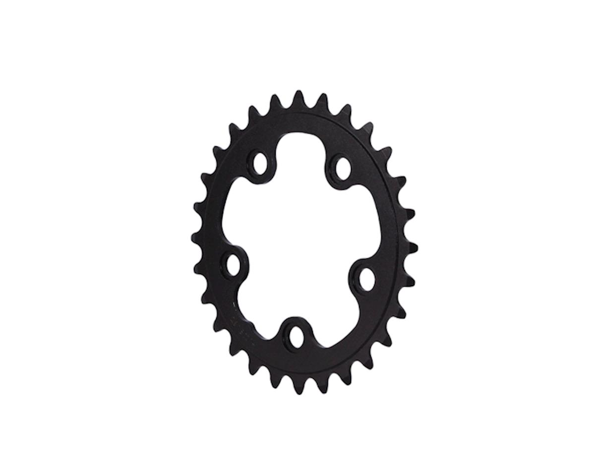 Interloc Racing Design Lobo Chainring (Black) (74 BCD) (28T)