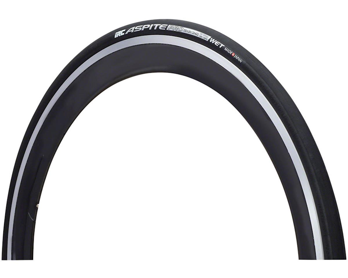IRC Aspite Pro Wet Tire (Black) (700 x 24)