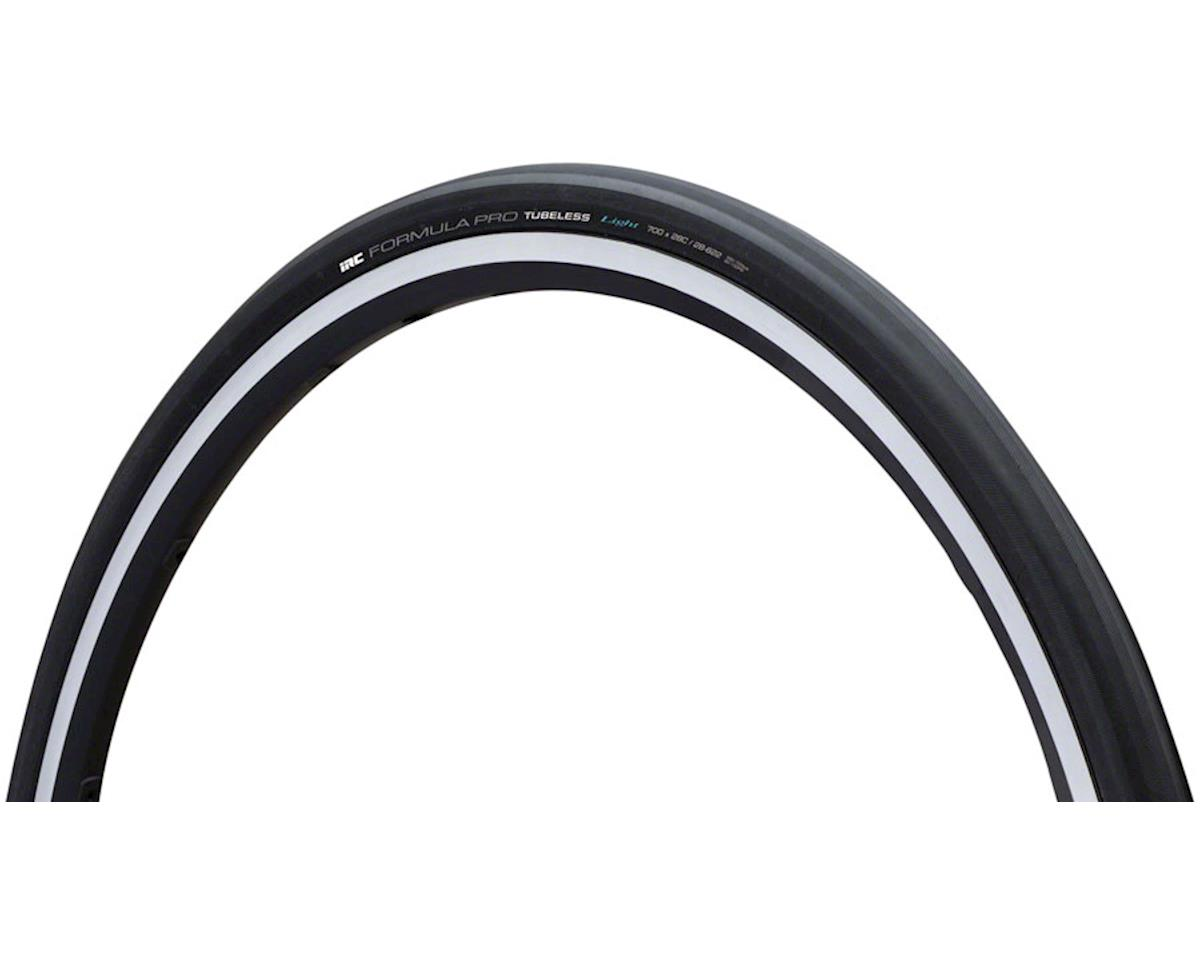 IRC Formula Pro Light Tubeless Tire (Black)