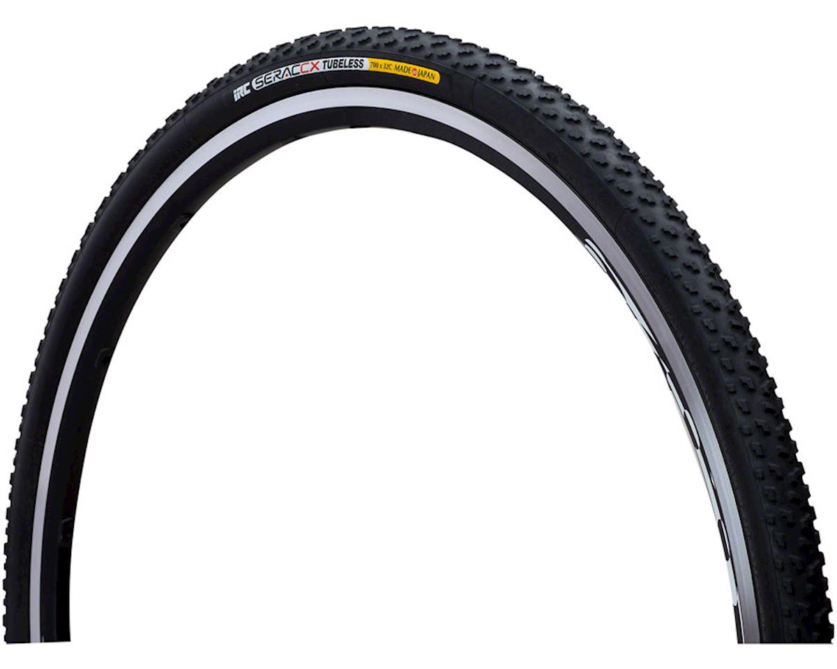 IRC Serac CX Tubeless Tire (Black) (700 x 32)